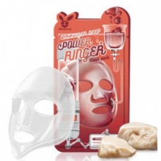 Тканевая маска для лица с Коллагеном COLLAGEN DEEP POWER Ringer mask pack, 23 мл, Elizavecca