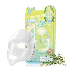 Тканевая маска для лица Чайное Дерево TEA TREE DEEP POWER Ringer mask pack, 23 мл, Elizavecca