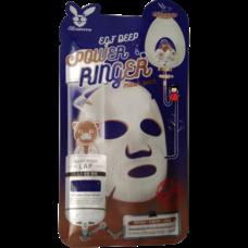 Тканевая маска для лица с Эпидермальным фактор EGF DEEP POWER Ringer mask pack, 23 мл, Elizavecca