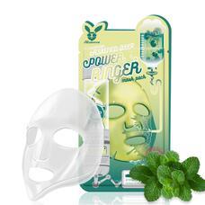 Тканевая маска для лица с Центеллой CENTELLA ASIATICA DEEP POWER Ringer mask pack, 23 мл, Elizavecca