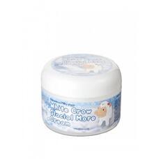 Крем для лица БЕЛАЯ ВОРОНА - осветляющий White Crow Glacial More Cream, 100 гр, Elizavecca