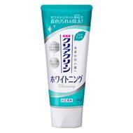 Зубная паста с отбеливающим эффектом и антибактериальным действием KAO Clear Clean Whitening Clear M ST мята 130 гр