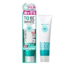 Лекарственный гель TO BE WHITE для отбеливания зубов с жемчужной пылью