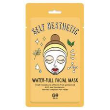Маска для лица тканевая увлажняющая G9 Skin Self Aesthetic Waterful Facial Mask 23 мл