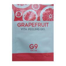 Гель для лица пробник G9 Skin Grapefruit Vita Peeling Gel Pouch 2 мл