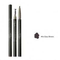 Карандаш для бровей SKINFOOD BLACK EYE BROW PENCIL #5