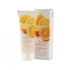 Крем для рук увлажняющий с экстрактом ЛИМОНА 3W Clinic Lemon Hand Cream