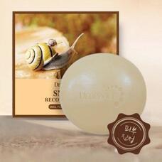 Мыло с улиточным муцином  DEOPROCE SOAP (SNAIL) 100 гр