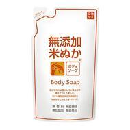 Увлажняющее жидкое мыло для тела с экстрактом риса ROSETTE 400 мл