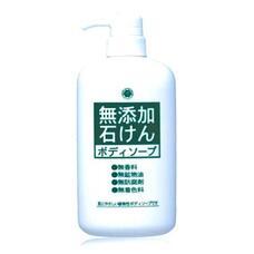 Жидкое мыло для тела со 100% растительными экстрактами ROSETTE 600 мл
