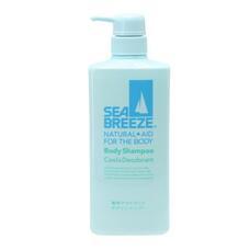 Гель для душа с охлаждающим и дезодорирующим эффектом SHISEIDO SEA BREEZE 600 мл