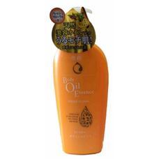 Увлажняющая эссенция для тела с маслами арганы, шиповника, оливы и жожоба, со свежим цветочным ароматом SHISEIDO SENKA 200 мл