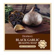 Мыло с экстрактом черного чеснока DEOPROCE SOAP (BLACK GARIC) 100 гр