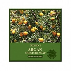 Мыло с аргановым маслом DEOPROCE SOAP (ARGAN) 100 гр