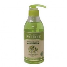 Гель для душа Акация GREENCOS WELL-BEING DEOPROCE AROMA BODY CLEANSER 1000 ml ACACIA