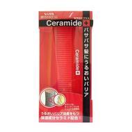 Расческа для увлажнения и смягчения волос VESS с церамидами складная
