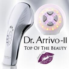 Кабинет косметолога в миниатюре Dr.Arrivo 2 аппарат для электропорации и безинъекционной мезотерапии