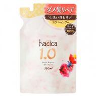 Шампунь глубокое восстановление HACICA Deep Repair Shampoo 1.0 сменная упаковка 380 мл