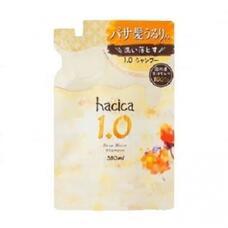 Шампунь глубокое увлажнение HACICA Deep Moist Shampoo 1.0 сменная упаковка 380 мл