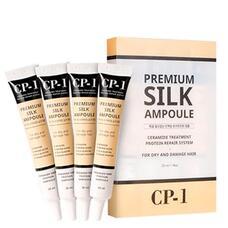 Набор ESTHETIC HOUSE Несмываемая сыворотка д/волос с протеинами шелка CP-1 Premium Silk Ampoule