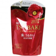 Увлажняющий кондиционер для волос с маслом камелии (мэу) SHISEIDO TSUBAKI Extra Moist 345 мл