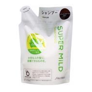 Мягкий шампунь для волос с ароматом трав (мягкая экономичная упаковка) SHISEIDO Super MiLD 400 мл