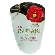 Шампунь для поврежденных волос с маслом камелии (мэу) SHISEIDO TSUBAKI Damage Care 345 мл