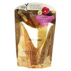 Кондиционер для восстановления поврежденных волос, насыщенный  маслом камелии (мэу) SHISEIDO TSUBAKI Oil Extra 330 мл