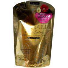Бессиликоновый  шампунь для восстановления поврежденных волос, насыщенный  маслом камелии (мэу) SHISEIDO TSUBAKI Oil Extra 330 мл