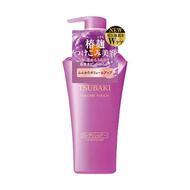 Шампунь для волос для придания объема с маслом камелии SHISEIDO TSUBAKI Volume Touch 500 мл