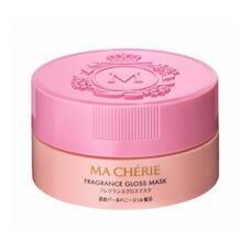 Увлажняющая маска для придания блеска волосам с цветочно-фруктовым ароматом SHISEIDO MA CHERIE 180 гр