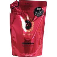 Бессиликоновый увлажняющий шампунь для волос с цветочно-фруктовым ароматом (мягкая экономичная упаковка) SHISEIDO MA CHERIE 380 мл