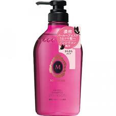 Бессиликоновый шампунь для волос для придания объема с цветочно-фруктовым ароматом SHISEIDO MA CHERIE 450 мл