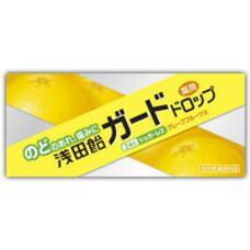 Таблетки со вкусом грейпфрута от боли в горле Asada № 24