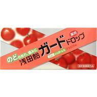 Таблетки со вкусом ацеролы от боли в горле Asada № 24