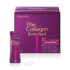 Коллаген для упругости и красоты кожи Shiseido Collagen Enriched