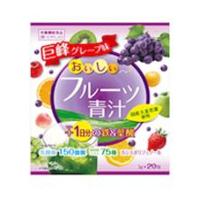 Аодзиру с железом и фолиевой кислотой со вкусом винограда YUWA №20