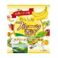 Аодзиру из 16 видов проса и семенами чиа со вкусом банана YUWA № 20