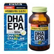 Омега 3 ORIHIRO DHA, EPA, DPA № 180