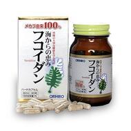 Фукоидан иммуномодулятор ORIHIRO № 90