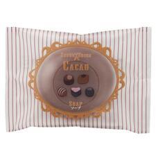 Мыло туалетное косметическое MASTER SOAP Какао 30г