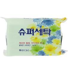 Мыло хозяйственное набор CLIO Super Laundry Soap 230g*4 шт