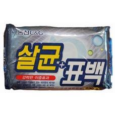 Мыло хозяйственное набор CLIO Bactericidal Bleaching Soap 230 г*4 шт