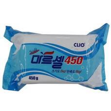Мыло хозяйственное CLIO Marcel Soft Big Soap 450 г