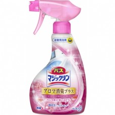 Спрей-пенка для туалета KAO Bath Magiclean Bubb аромат розы 400 мл