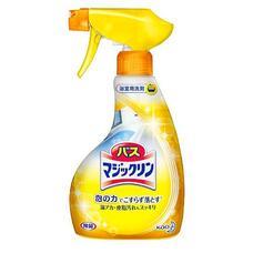 Спрей-пенка KAO Bath Magiclean для ванной с ароматом лимона 380 мл