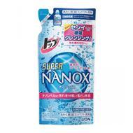 Жидкое средство для стирки Top Super NANOX запасной блок LION 360 гр