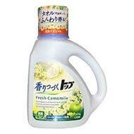 Жидкое средство для стирки ТОП аромат ромашки и зеленого яблока флакон LION 900 гр