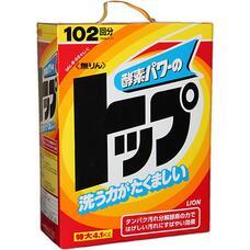 Стиральный порошок LION ТОП-Сила ферментов коробка 4,1 кг