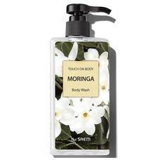 The Saem Touch On Body Moringa Body Wash Гель для душа с морингой 300 мл